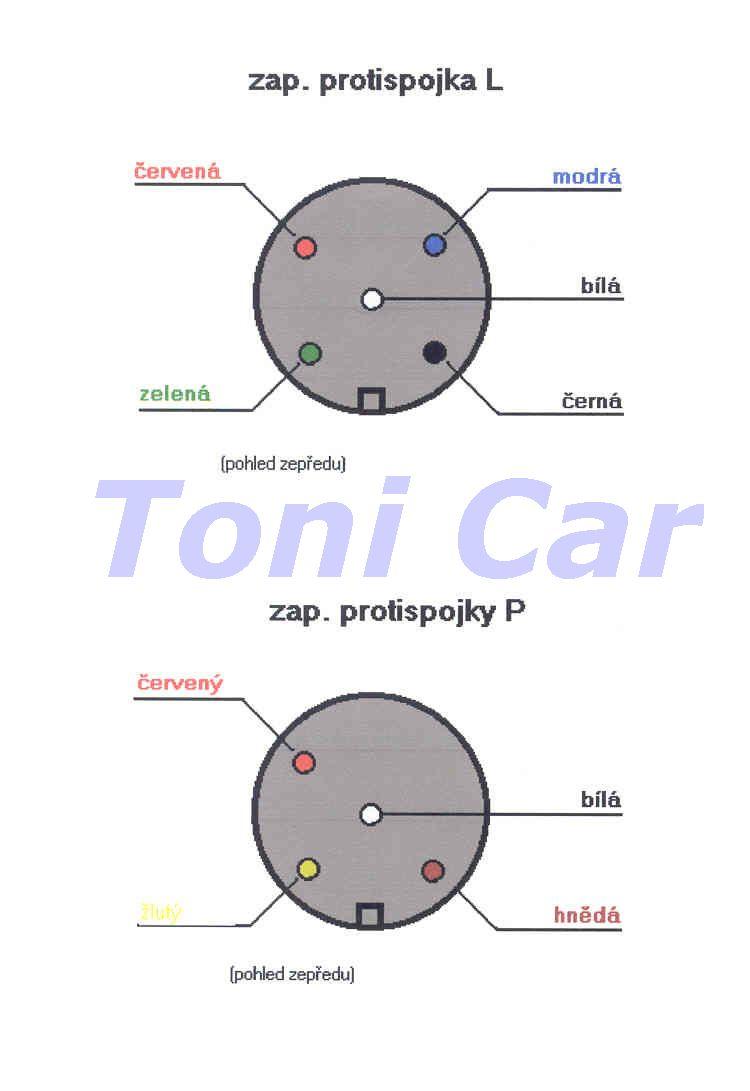 Jak Spravne Zapojit Privesny Vozik Vyhlasky A Schemata Toni Car
